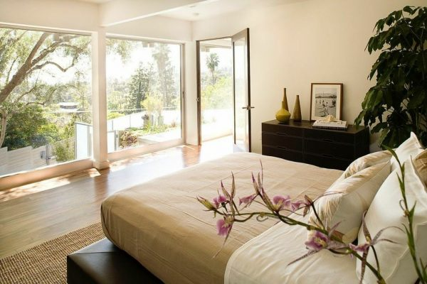 bedroom decorating ideas and designs Remodels Photos Brown Design Group Los Angeles California United States contemporary-bedroom-003