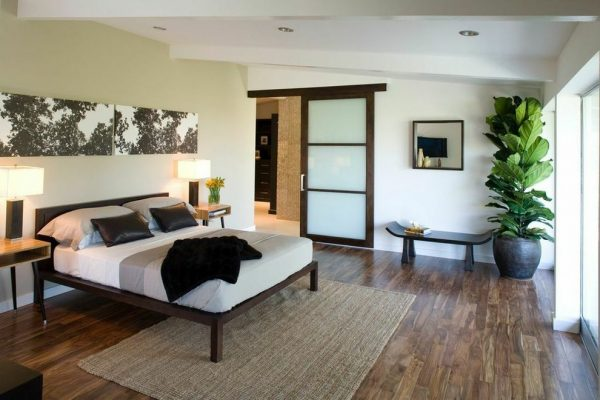 bedroom decorating ideas and designs Remodels Photos Brown Design Group Los Angeles California United States contemporary-bedroom-004