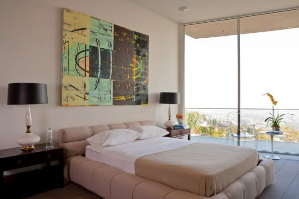 bedroom decorating ideas and designs Remodels Photos Brown Design Group Los Angeles California United States contemporary-bedroom-006