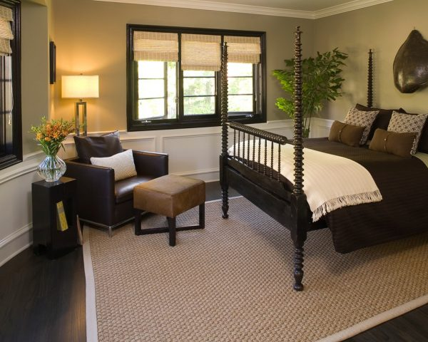 bedroom decorating ideas and designs Remodels Photos Brown Design Group Los Angeles California United States transitional-bedroom
