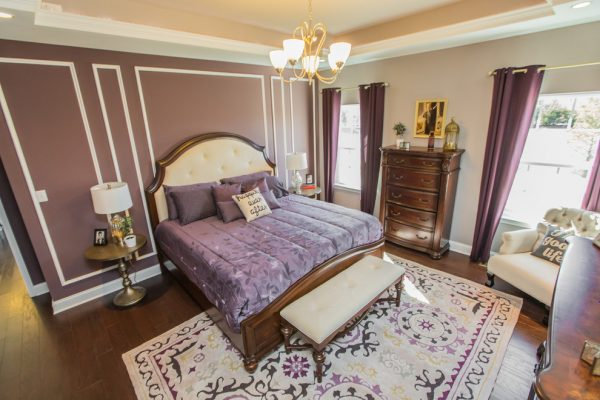 bedroom decorating ideas and designs Remodels Photos Brynn Charles Designs, LLC Wayne Pennsylvania United States transitional-bedroom-001