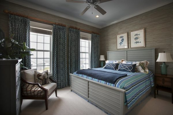 bedroom decorating ideas and designs Remodels Photos CHD Interiors Murrells Inlet South Carolina United States beach-style-bedroom-011