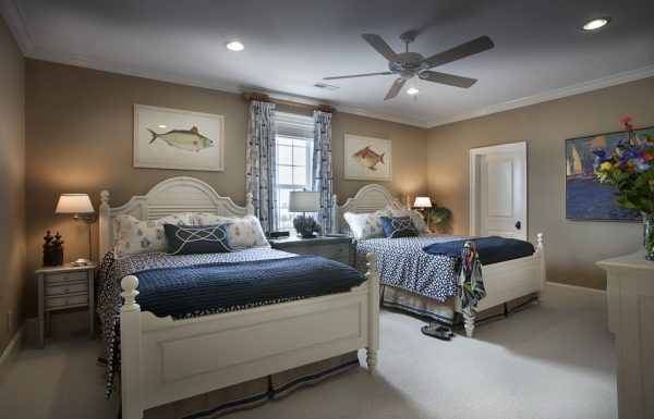 bedroom decorating ideas and designs Remodels Photos CHD Interiors Murrells Inlet South Carolina United States beach-style-bedroom-012