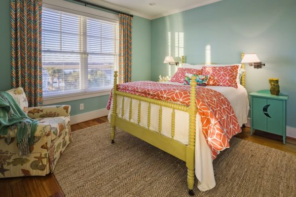 bedroom decorating ideas and designs Remodels Photos CHD Interiors Murrells Inlet South Carolina United States beach-style-bedroom-020