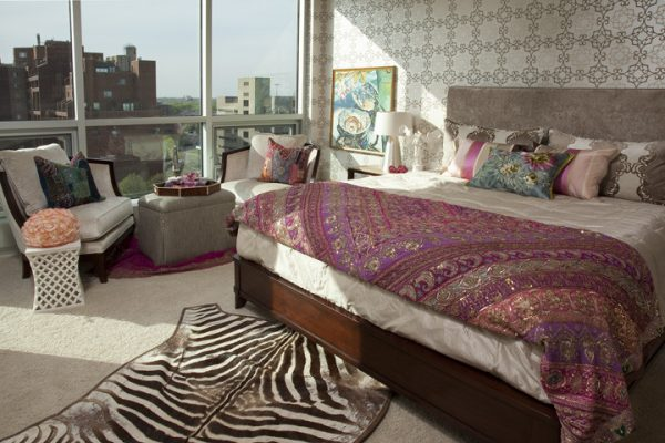 bedroom decorating ideas and designs Remodels Photos CIH Design Honolulu Hawaii United States eclectic