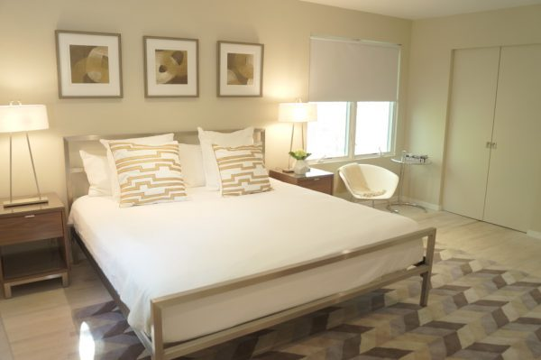 bedroom decorating ideas and designs Remodels Photos CL Interiors Noel Rd Pennsylvania United States contemporary-bedroom