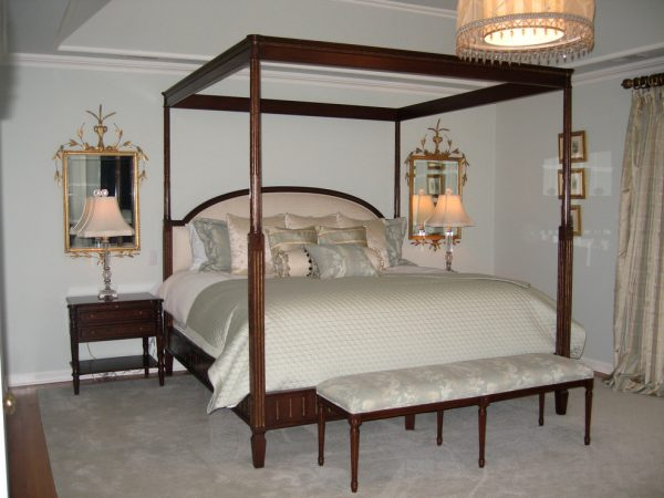 bedroom decorating ideas and designs Remodels Photos Carrie Wissner Designs Short Hills New Jersey United States traditional-bedroom-001