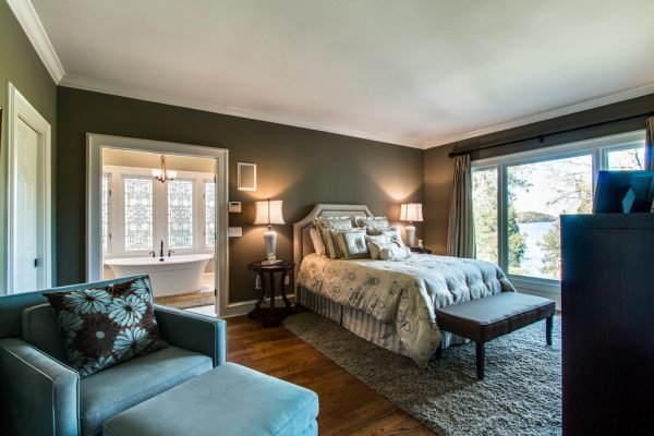 bedroom decorating ideas and designs Remodels Photos Chastain Interiors Kansas Missouri United States transitional-bedroom-004