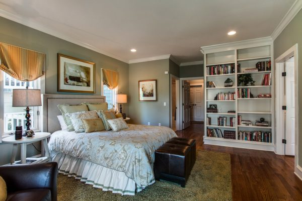 bedroom decorating ideas and designs Remodels Photos Chastain Interiors Kansas Missouri United States transitional-bedroom-007