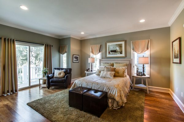 bedroom decorating ideas and designs Remodels Photos Chastain Interiors Kansas Missouri United States transitional-bedroom-008