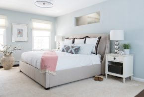 Bedroom Decorating and Designs by Christina Byers Design - Port Washington, New York, United States