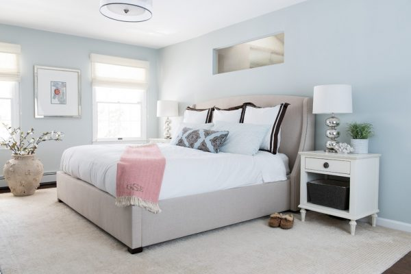 bedroom decorating ideas and designs Remodels Photos Christina Byers Design Port Washington New York United States transitional-bedroom-002