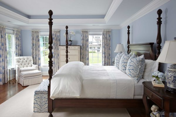 bedroom decorating ideas and designs Remodels Photos Connie Cooper Designs Westport Connecticut United States traditional-bedroom-004