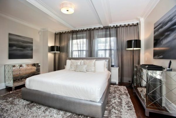 bedroom decorating ideas and designs Remodels Photos Creative Designs by Sofia New York United States contemporary-001