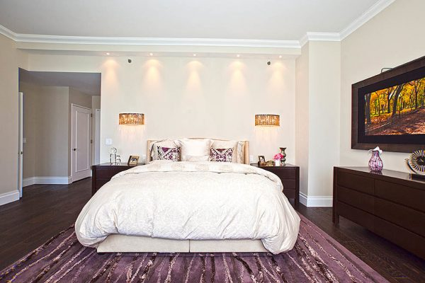 bedroom decorating ideas and designs Remodels Photos Creative Designs by Sofia New York United States contemporary-bedroom-001