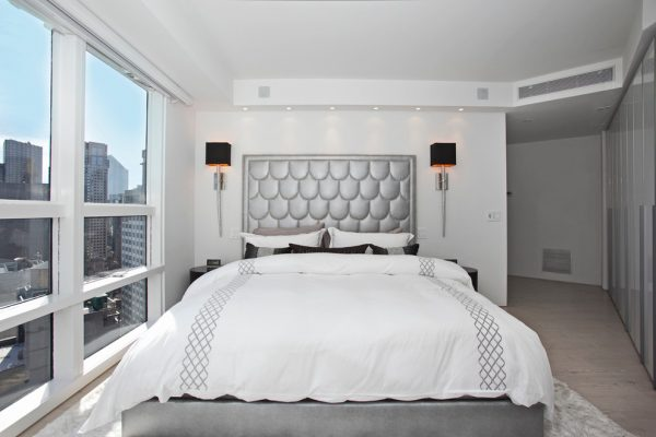 bedroom decorating ideas and designs Remodels Photos Creative Designs by Sofia New York United States modern-bedroom