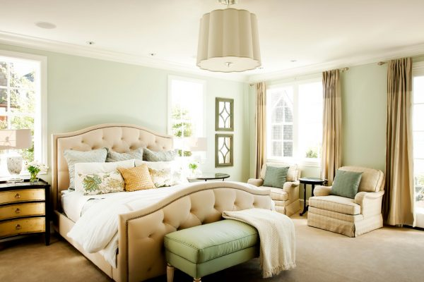 bedroom decorating ideas and designs Remodels Photos Cyndi Parker Interiors Vancouver Washington United States traditional-bedroom-001