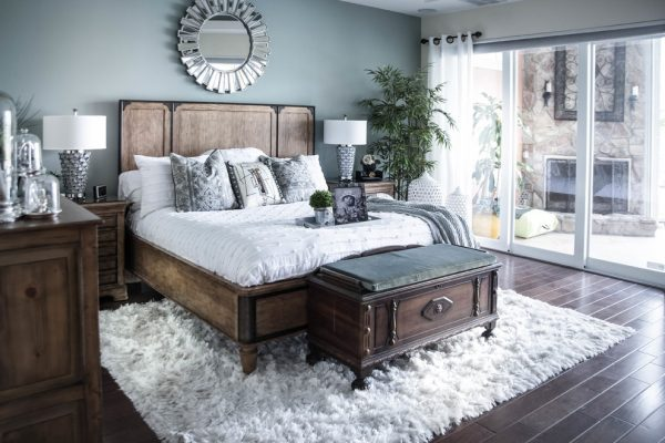 bedroom decorating ideas and designs Remodels Photos DECORATIVA Melbourne Florida United States transitional