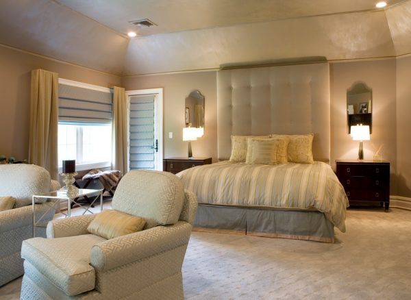 bedroom decorating ideas and designs Remodels Photos DW Design & Decor LLC Croton-on-Hudson New York United States transitional-bedroom