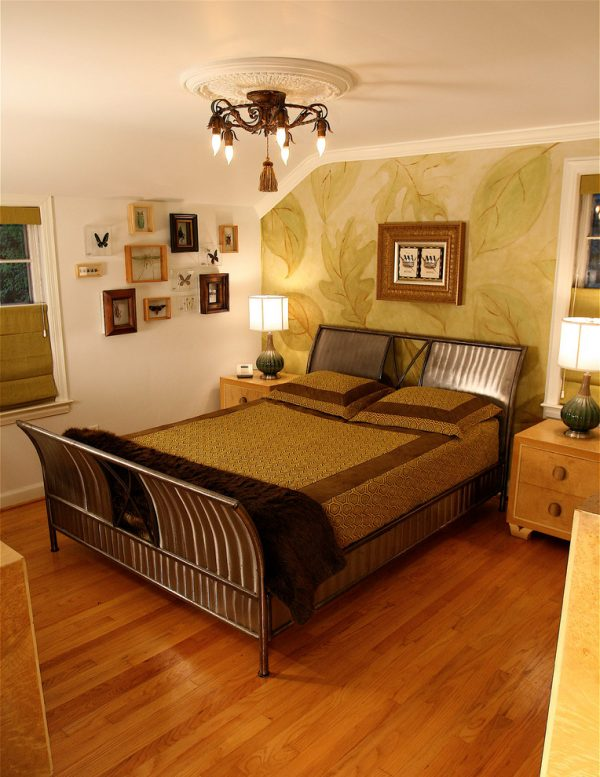bedroom decorating ideas and designs Remodels Photos Dan Davis Design Ferndale Michigan United States traditional-bedroom-003