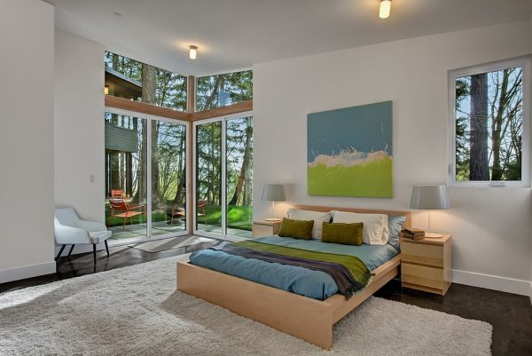 bedroom decorating ideas and designs Remodels Photos David Robertson Design, LLC Seattle Washington United States contemporary-bedroom-003