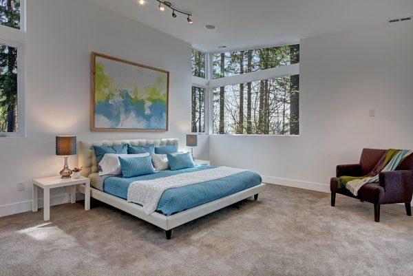 bedroom decorating ideas and designs Remodels Photos David Robertson Design, LLC Seattle Washington United States contemporary-bedroom-005