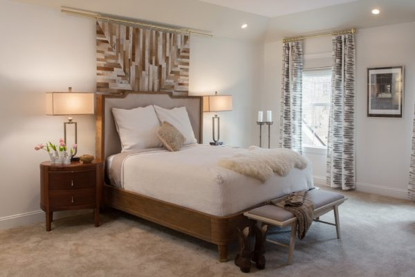 bedroom decorating ideas and designs Remodels Photos Decorating Den Interiors - Deborah Bettcher West Chester contemporary-bedroom-001