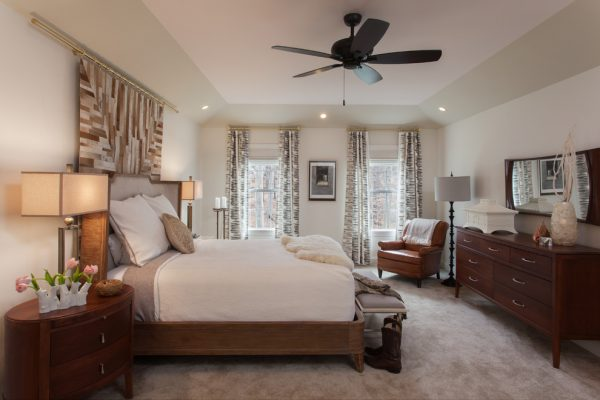 bedroom decorating ideas and designs Remodels Photos Decorating Den Interiors - Deborah Bettcher West Chester contemporary-bedroom