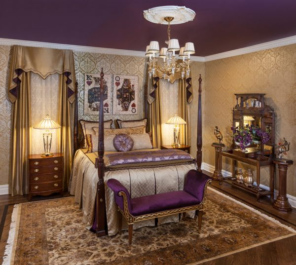 bedroom decorating ideas and designs Remodels Photos Decorating Den Interiors - Susan Keefe, C.I.D. Mahwah traditional-bedroom-002