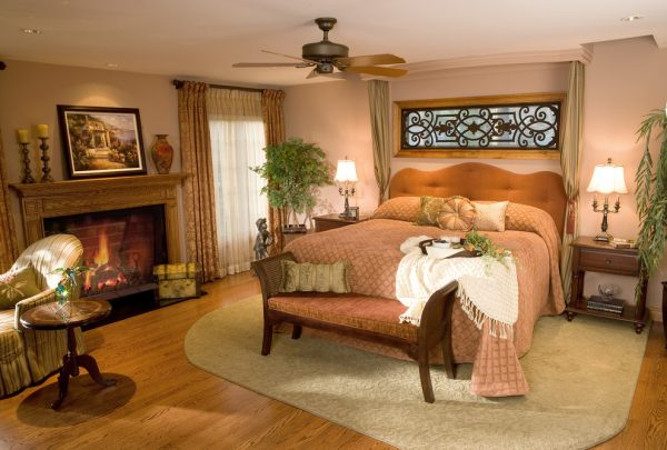 bedroom decorating ideas and designs Remodels Photos Decorating Den Interiors - Susan Keefe, C.I.D. Mahwah traditional-bedroom-003