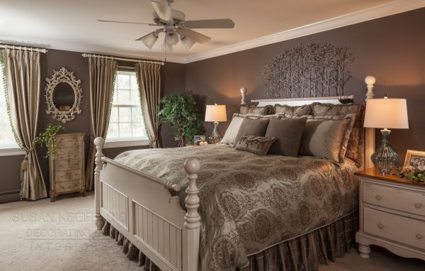 bedroom decorating ideas and designs Remodels Photos Decorating Den Interiors - Susan Keefe, C.I.D. Mahwah traditional-bedroom