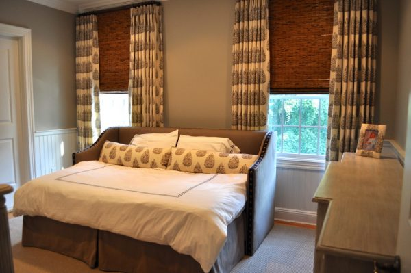 bedroom decorating ideas and designs Remodels Photos Deepdale House LLC Locust Valley New York United States contemporary-bedroom