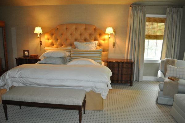 bedroom decorating ideas and designs Remodels Photos Deepdale House LLC Locust Valley New York United States traditional-bedroom