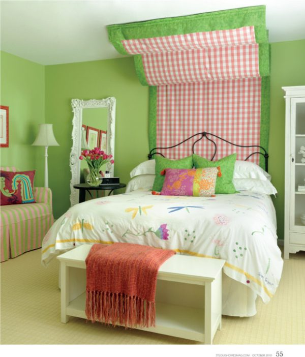 bedroom decorating ideas and designs Remodels Photos Denise Fogarty Interiors Ballwin Missouri United States traditional-kids