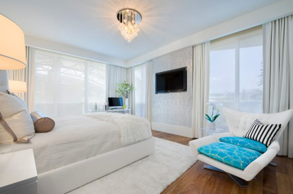 bedroom decorating ideas and designs Remodels Photos Denizen Design Asbury Park New Jersey United States contemporary-bedroom-001
