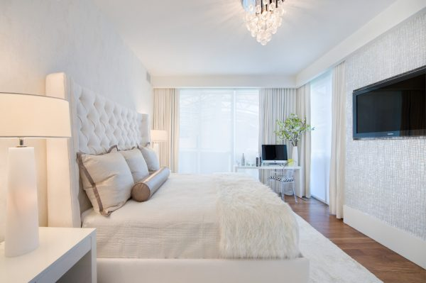 bedroom decorating ideas and designs Remodels Photos Denizen Design Asbury Park New Jersey United States contemporary-bedroom