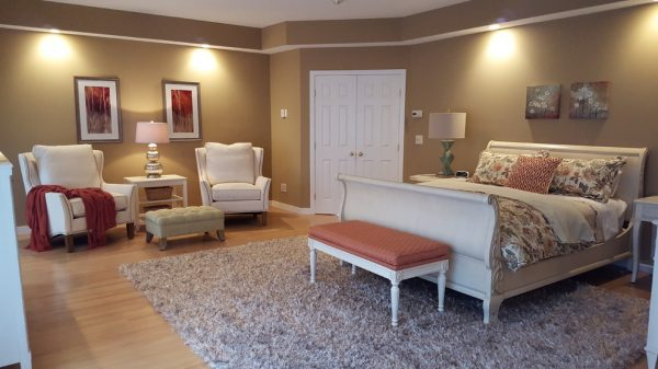 bedroom decorating ideas and designs Remodels Photos Design House Interiors by Judi Granucci Wallingford Connecticut beach-style