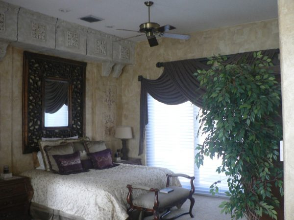 bedroom decorating ideas and designs Remodels Photos Design Studio 15 Winter Park Florida United States mediterranean