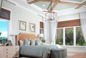 Bedroom Decorating and Designs by Design West - Naples, Florida, United States
