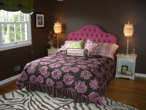 bedroom decorating ideas and designs Remodels Photos Designer's Choice Interiors Plymouth Michigan United States eclectic-bedroom