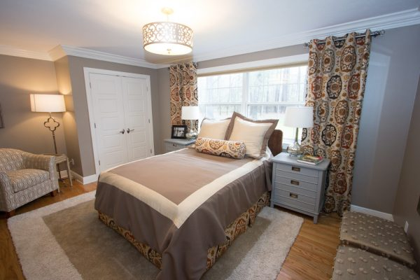 bedroom decorating ideas and designs Remodels Photos Designs Unlimited Tallahassee Florida United States eclectic-bedroom