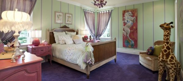 bedroom decorating ideas and designs Remodels Photos Diane Bishop Interiors Blue Bell Pennsylvania United States eclectic-bedroom