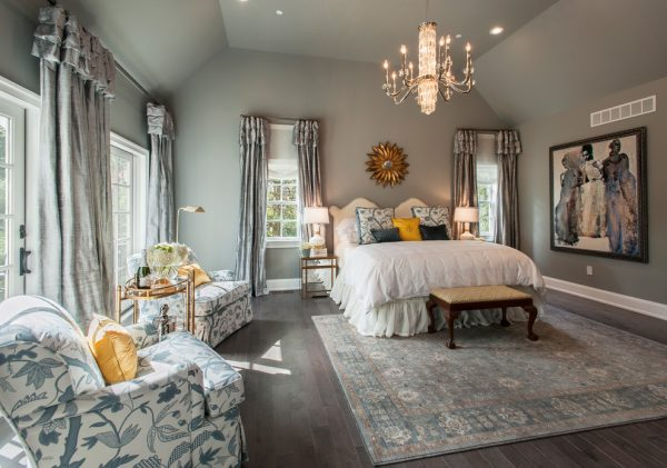 bedroom decorating ideas and designs Remodels Photos Diane Bishop Interiors Blue Bell Pennsylvania United States transitional-bedroom