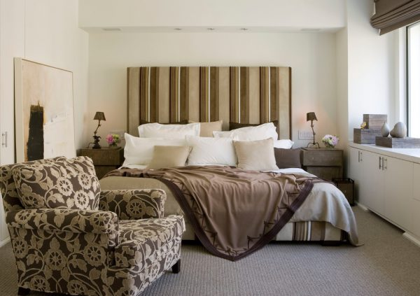 bedroom decorating ideas and designs Remodels Photos Diane Burgio Design New York United States contemporary-bedroom-001