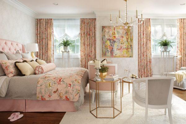 bedroom decorating ideas and designs Remodels Photos Diane Durocher Interiors Ramsey New Jersey United States bedroom