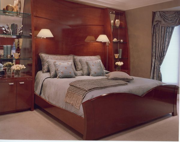 bedroom decorating ideas and designs Remodels Photos Directions In Design, Inc. Louis Missouri United States bedroom