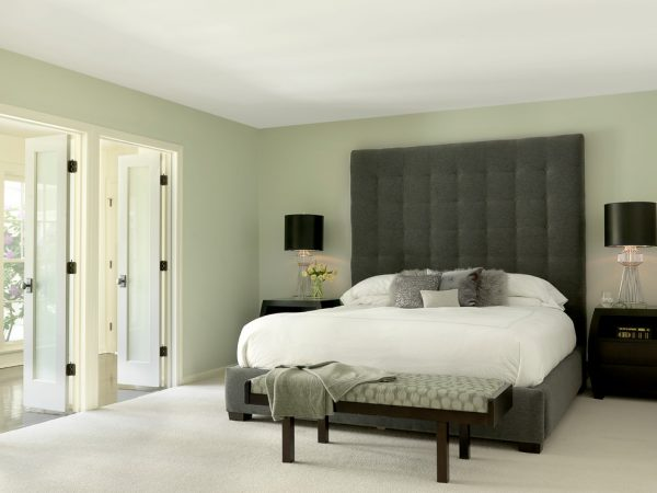 bedroom decorating ideas and designs Remodels Photos Directions In Design, Inc. Louis Missouri United States contemporary-bedroom