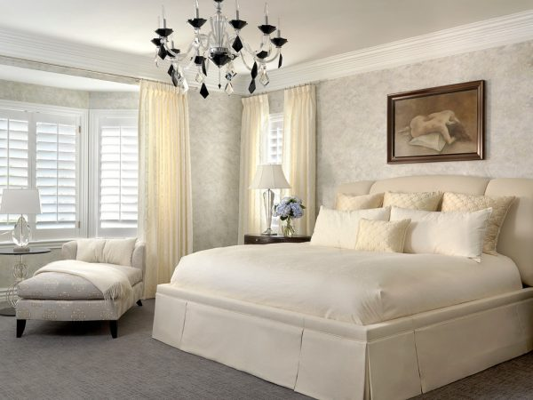 bedroom decorating ideas and designs Remodels Photos Directions In Design, Inc. Louis Missouri United States traditional-bedroom-001
