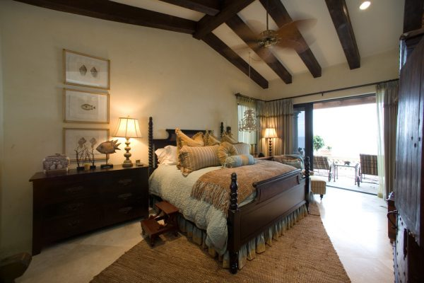 bedroom decorating ideas and designs Remodels Photos Djuna Design Studio Colorado Denver United States mediterranean-bedroom