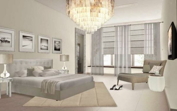 bedroom decorating ideas and designs Remodels Photos Dolce Designs Tampa Florida United States transitional-bedroom-001